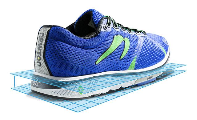 Newton Running - tehnologija blaženja