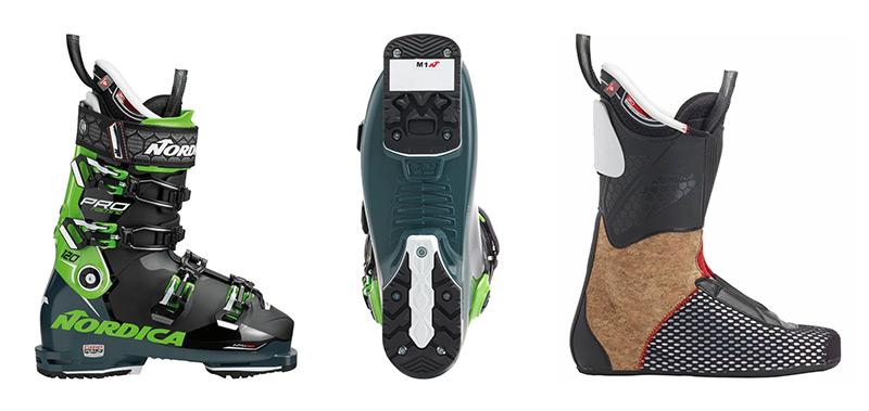 Smučarski čevlji Nordica Pro Machine 120 GW
