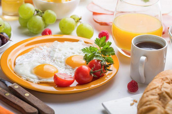 Zajtrk - najpomembnejši obrok