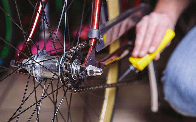 Veriga na kolesu