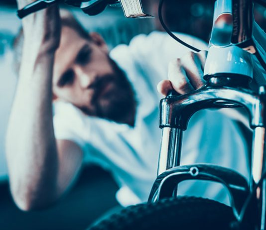Vzdrževanje kolesa