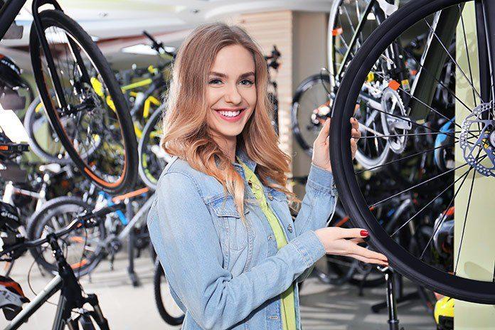 Nakup cestnega kolesa