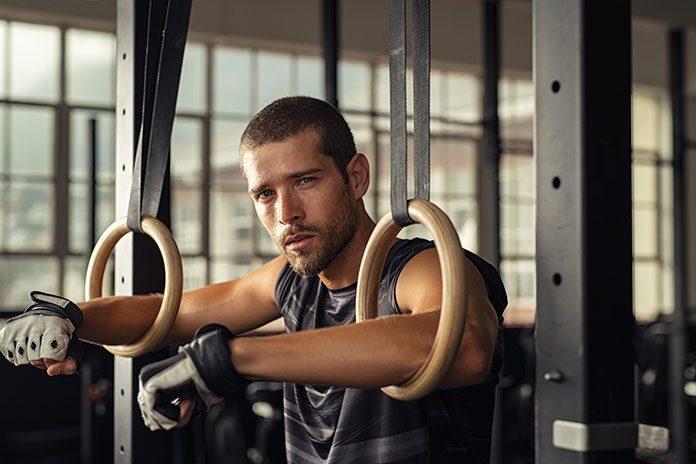 Preutrujene mišice