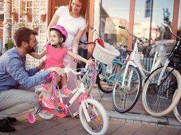 Nakup otroškega kolesa