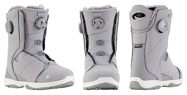 Ženski snowboard čevlji K2 Contour