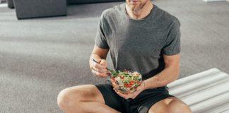 Obrok po naporni vadbi