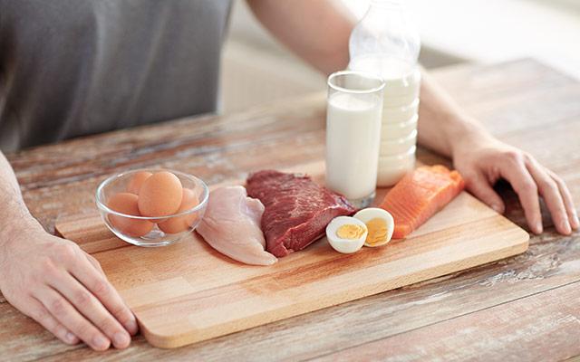 Beljakovine - proteini