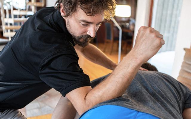 Masaža za športnike