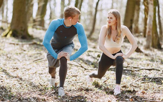 Športna aktivnost v naravi