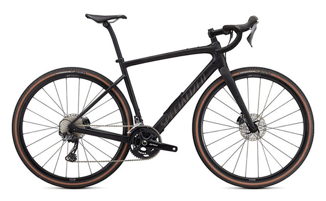 Cestno kolo Specialized Diverge Comp Carbon