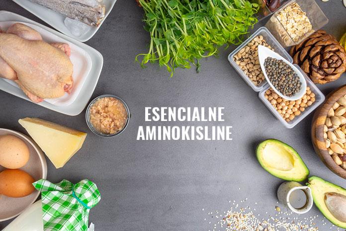 Esencialne aminokisline