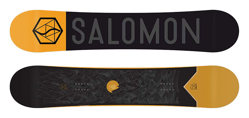 Snowboard Salomon Sight