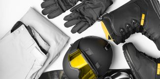 Snowboard oprema