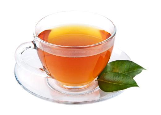 Topel čaj za boleče grlo