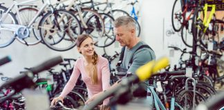 Napake pri nakupu kolesa