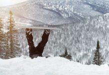 Poškodbe pri deskanju na snegu