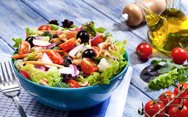 Zdrava in uravnotežena prehrana