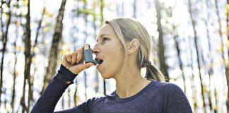 Astma v svetu športa