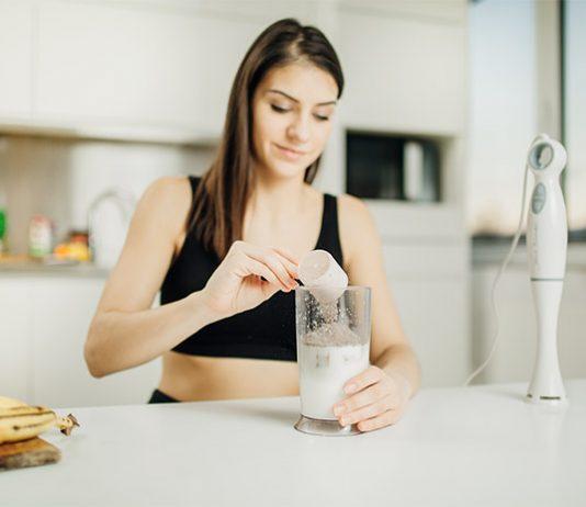 Proteini v prahu in zdravje