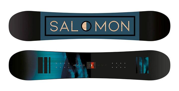 Snowboard za začetnike Salomon Pulse 2021