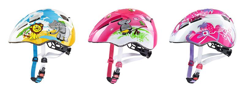 Otroška kolesarska čelada Uvex Kid 2