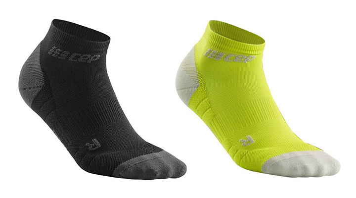 Tekaške nogavice CEP LowCut 3.0