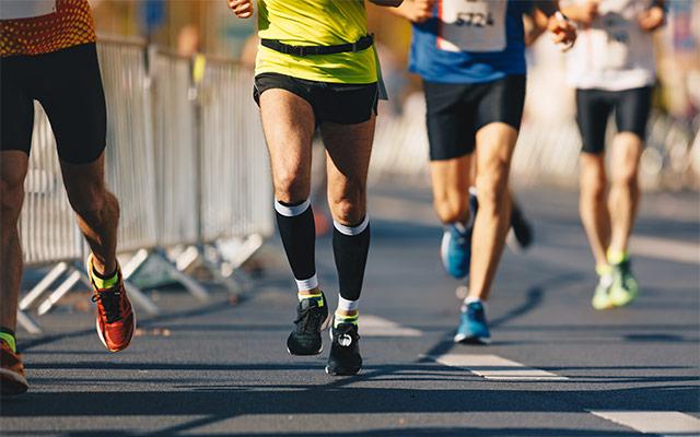 Tekaški maraton
